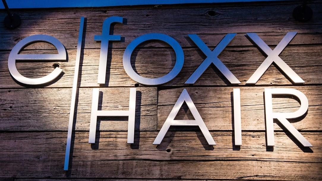 efoxx Hair logo